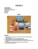 Structured Teaching Job Box 5
