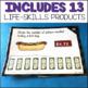 Structured Work System Secondary Starter Bundle: Life Skills Kit and Tasks