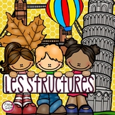 FRENCH Structures • Les structures