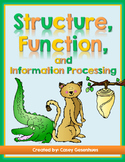 Structures, Function, and Information Processing (Aligned
