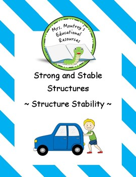 Structures Lesson 3 - Structure Stability