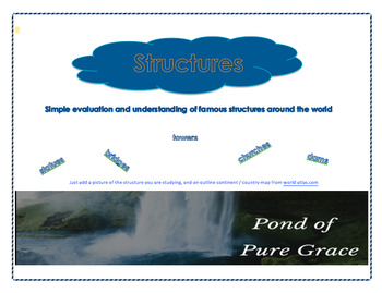 Structures Lesson Sheet