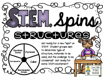"Structures STEM Spins - A New ""Spin"" on STEM"
