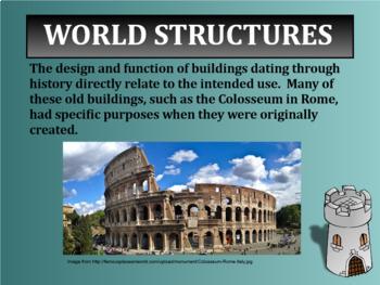Structures and Forces Unit Bundle 1