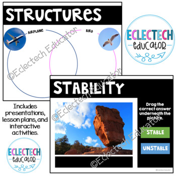 Science - Structures and Materials