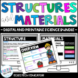 Structures and Materials  |  Lessons and Presentation