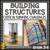 Structures and Materials- Critical Thinking & Problem Solving Challenges