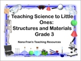 Structures and Materials - Grade 3 Science Unit