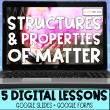 Structures and Properties of Matter   All Digital Learning