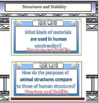 Structures and Stability Science Unit 40 Pages