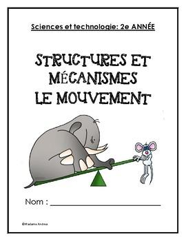Structures et mécanismes - Le mouvement