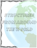 Structures from around the world- printable book