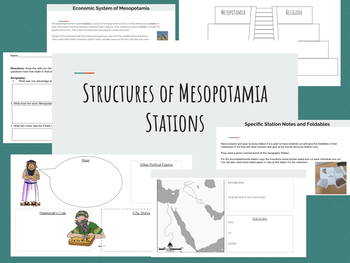 GRAPES - Structures of Mesopotamia Stations