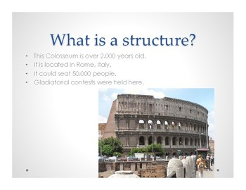Structures of the World