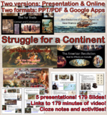 Struggle for a Continent: The Shaping of North America