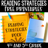 FREE Reading Strategies Printables   Reading Take Home Book