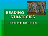 Struggling Readers in an Online Environment / Reading Strategies