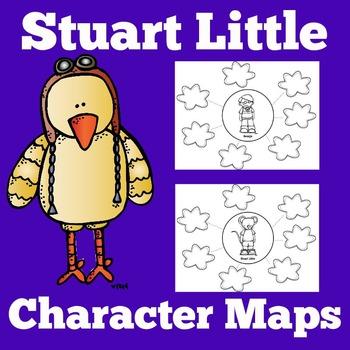 Stuart Little Activities   Stuart Little Character Maps