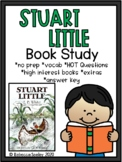 Stuart Little: Book Study