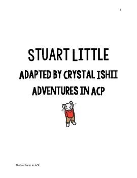 Stuart Little Adapted