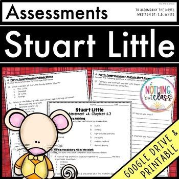 Stuart Little: Tests, Quizzes, Assessments