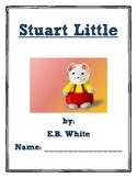 Stuart Little - Vocabulary and a Variety of Reading Skill Questions