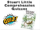 Stuart Little Comprehension Packet