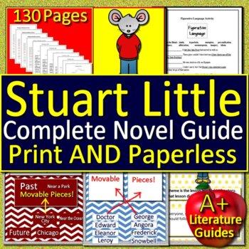 Stuart Little free Chapter Questions