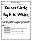Stuart Little Guided Reading Activities chapter 5