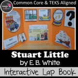 Stuart Little Interactive Novel Study (Notebook or Lap Book)