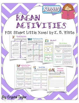 Stuart Little Novel: Kagan Activities