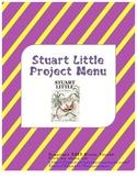 Stuart Little Project Menu