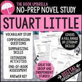 Stuart Little Novel Study - Distance Learning - Google Classroom