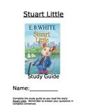 Stuart Little study guide