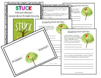 Stuck - A Growth Mindset Mini Unit