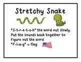 Stuck On A  Word Reading Strategy Posters