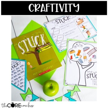 Stuck: Interactive Read-Aloud Lesson Plans and Activities