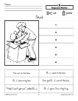 Stuck (Sequence Stories)