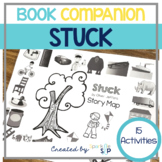 Stuck Book Companion:  Speech Language Therapy Activities