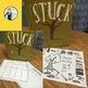 Stuck Book Companion:  Speech Language Therapy Activities