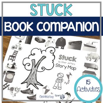 Speech Language and Literacy Stuck Book Companion