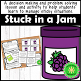 Decision Making and Problem Solving Lesson and Activity