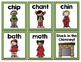 Stuck in the Chimney!- A digraph word work game
