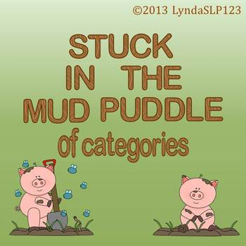 Stuck in the Mud Puddle of Categories