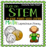 Stuck on STEM Leprechaun Trap and Money!