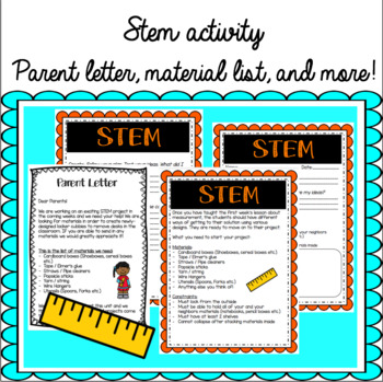Stuck on STEM Problem-Based Learning Unit on Measurement