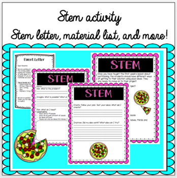 Stuck on STEM Problem-Based Learning Unit on Paritioning