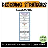 Stuck on a Word? Decoding Strategies Bookmark!