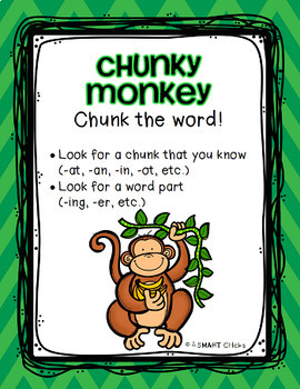 Stuck on a Word? Word Attack Reading Strategy Posters and Bookmarks COMPLETE SET