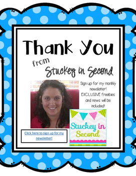 Stuckey in Second Newsletter